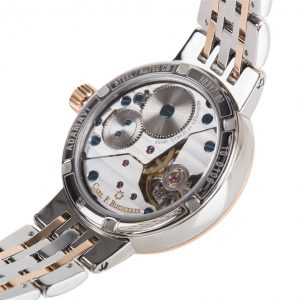 CARL F. BUCHERER Adamavi 28 mm wristwatch